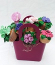 Bouquet of cake